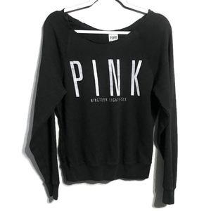 Victoria's Secret PINK Pullover Sweatshirt XS